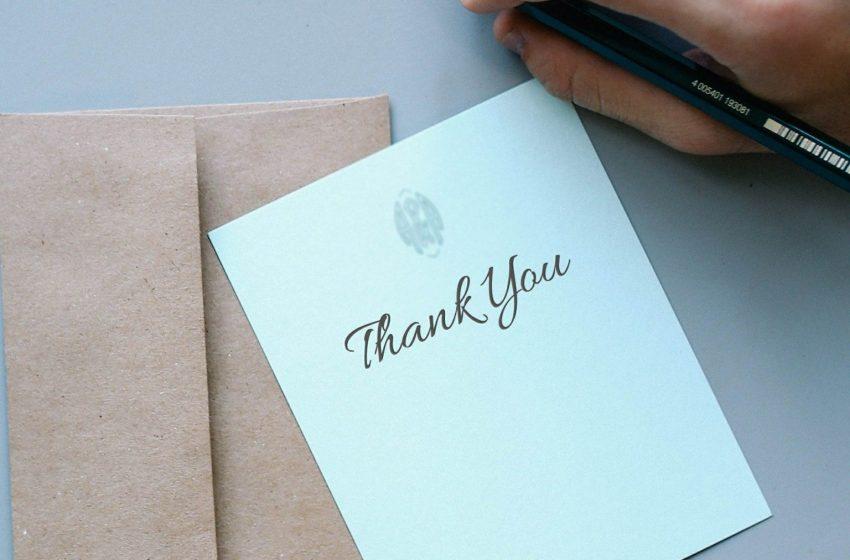 Студенти от МУ-Варна получиха благодарствено писмо от Община Варна