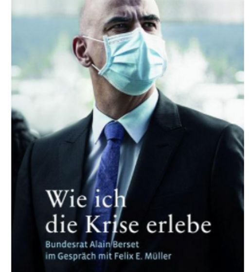 Как една книга доведе до критики към швейцарският здравен министър Ален Берсет