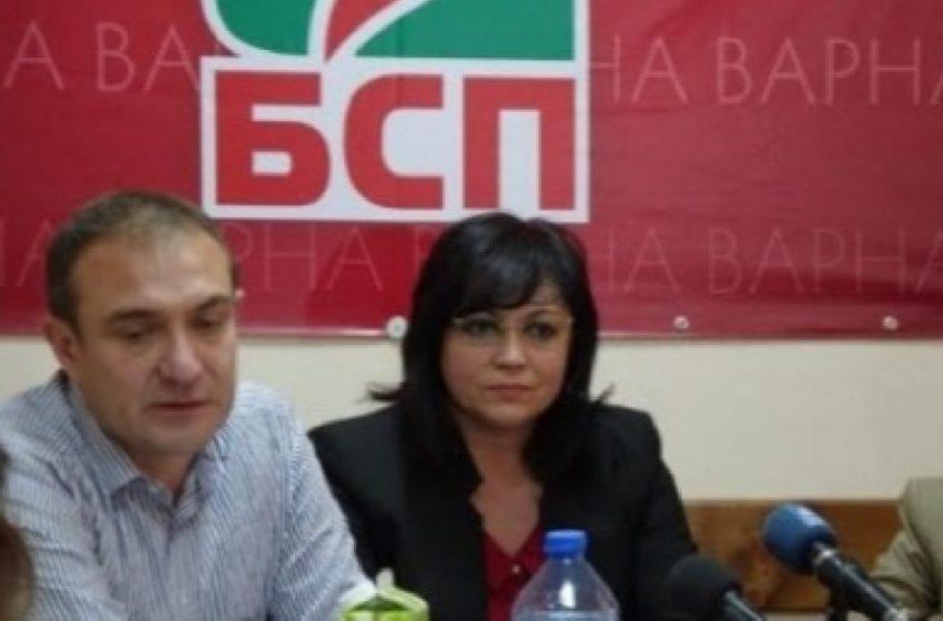 """Корнелия Нинова водач на листата във Варна, Борислав Гуцанов втори и """"скрит"""" водач начело на кампанията?!"""
