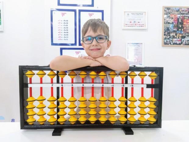 Варненче е шампион в международна Олимпиада по ментална аритметика