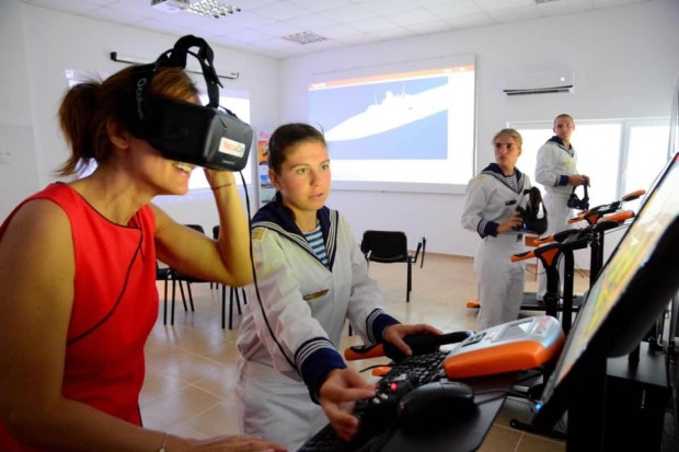 Иван Портних: Гордост за Варна е да бъде пристан на най-дълголетното техническо училище у нас, символ на морското образование