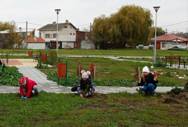 Варненци, бъдете активни, за да стане морската столица още по-зелена и красива!