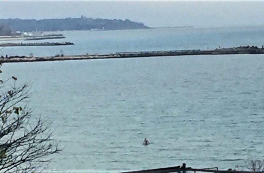 На 2 януари откриха плажния сезон във Варна (СНИМКИ)
