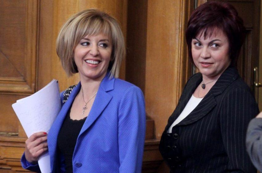 """Нинова няма да изключи Гуцанов заради """"Дупката"""". Лидерката водач на листата във Варна заради Мая Манолова?!"""