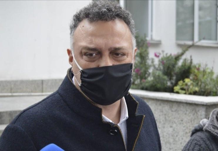 Стоян Пасев: Не е натоварена здравната система във Варна към този момент