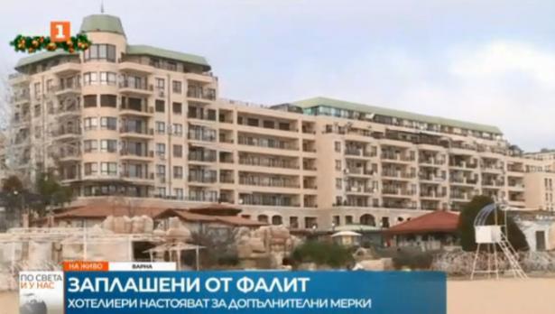 Хотелиери в курортите край Варна масовo фалират