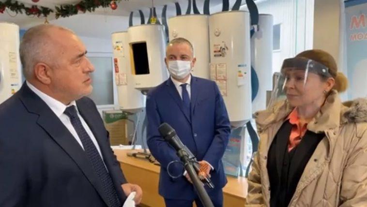 Борисов във Варна: Наблюдаваме ден за ден как се движи пандемията