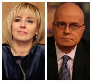 Слави Трифонов и Мая Манолова привличат протестния вот и пренареждат картите във Варна с корпоративно рамо