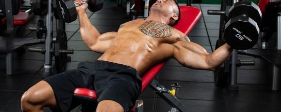 Тренировка за гърди акцентираща върху всичките части на мускула