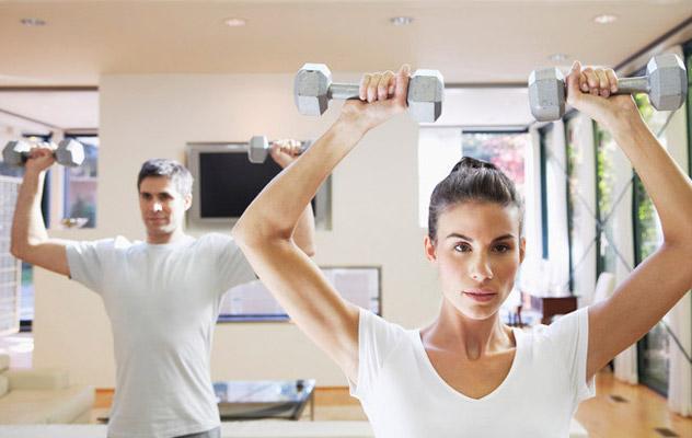 Тренировка в домашни условия