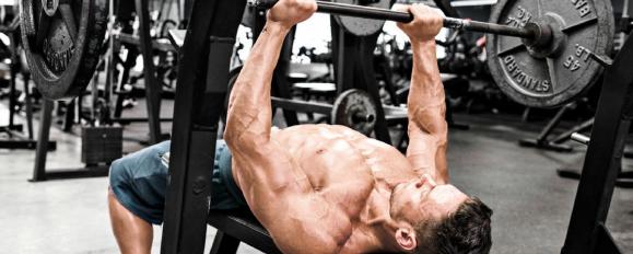 Четири упражнения за масивен трицепс