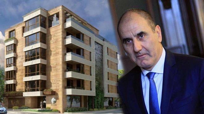 """""""Дворецът на Цветанов"""" не с един, а с два асансьора!"""