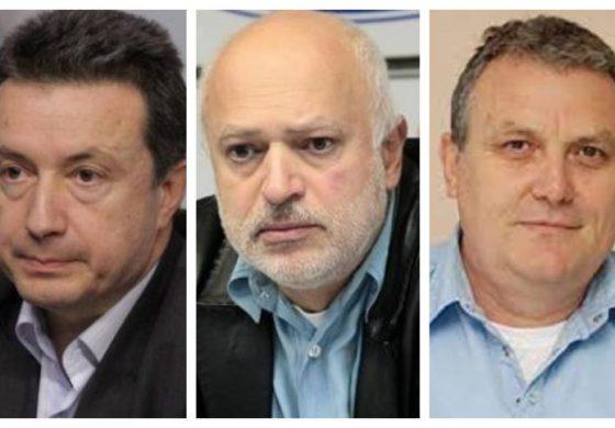 Новите министри: Проф. Стоилов – правосъдие, проф.Минеков- култура, проф. Кацаров – здравеопазване