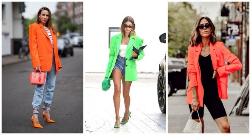 Неонови сака – анонс за незабравимо модно лято