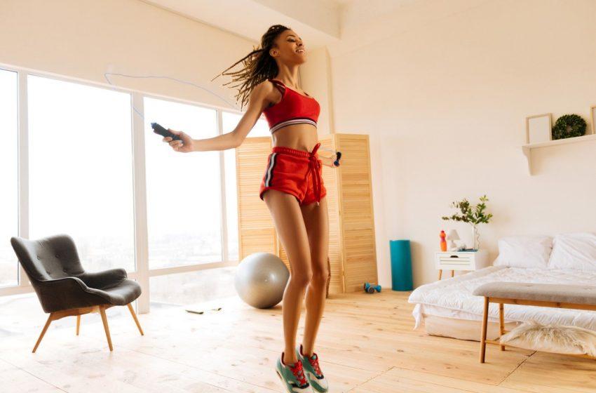 10 кардио упражнения вместо тичане