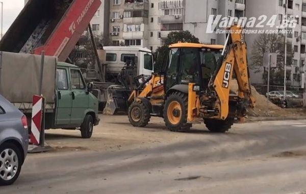 Новото ръководство на МРРБ и АПИ спря пътните ремонти във Варненска област
