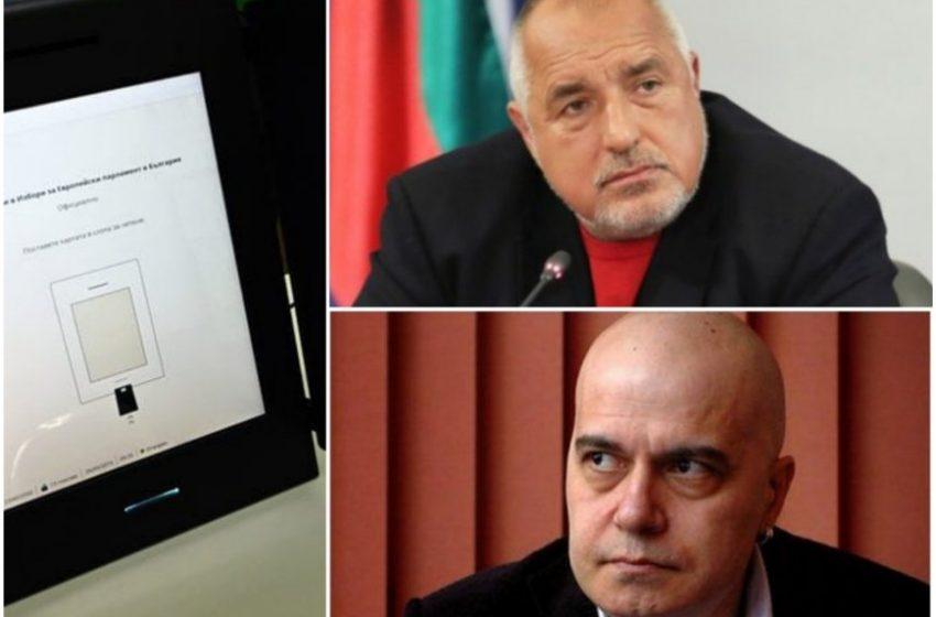 ЦИК обработи 98,92 протоколи – Слави обърна Борисов с 23,91% срещу 23,69%