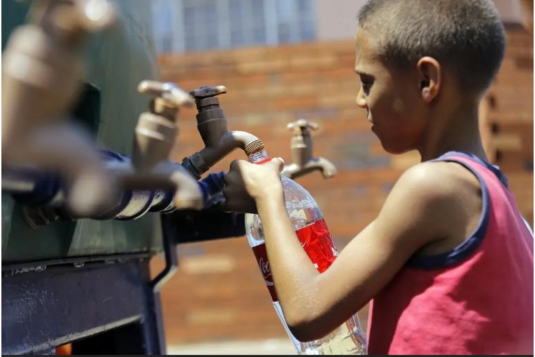 В Близкия Изток скоро ще умират от жажда
