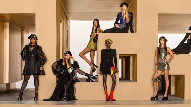 Есенно-зимната колекция на Versace и какво ще бъде тенденция