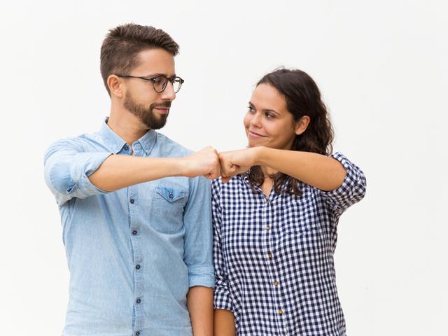 13 признака, че сте силна двойка