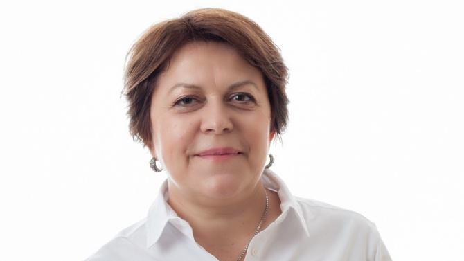 """Татяна Дончева отново ще води листата на """"Изправи се БГ! Ние идваме!"""" във Варна"""