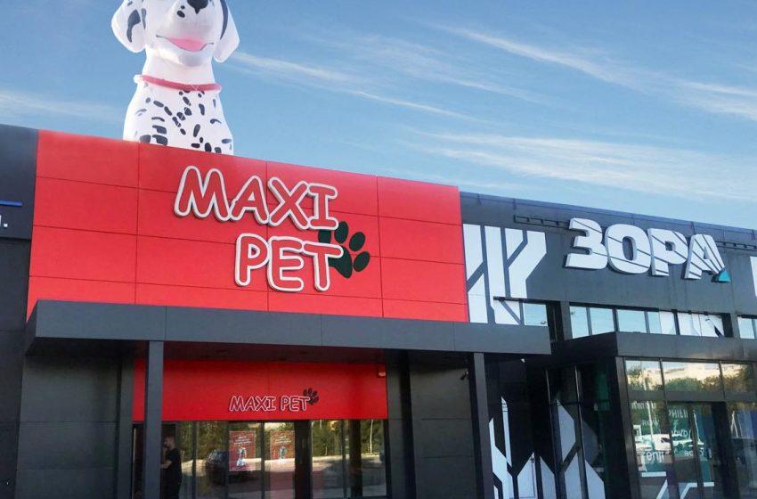 Присъедини се към MAXI PET и дари за бездомните животни във Варна