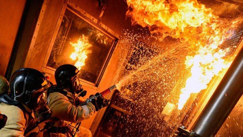 Трагедия! Две деца загинаха при пожар във Варна