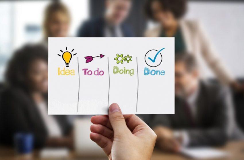 5 стъпки към изграждане на ефективен процес в работата