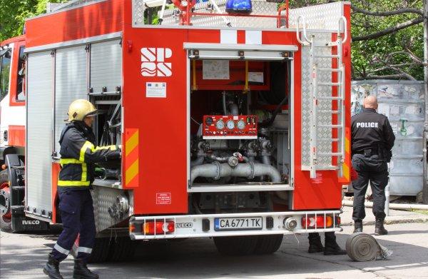 Пожарът във Варна е трябвало да прикрие двойно убийство